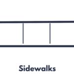 Sidewalk Icon