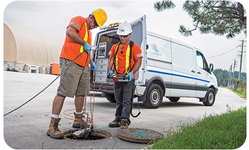 Sewer Management Software - iWorQ Systems | CMMS Software