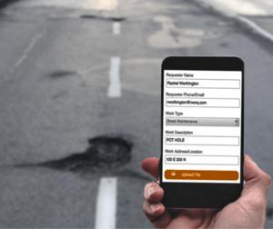 Citizen engagement tool app