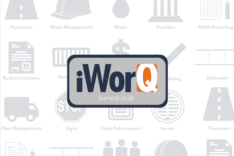 iWorQ logo for Summit 2018