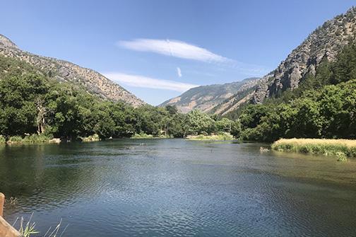 First Dam Logan Utah