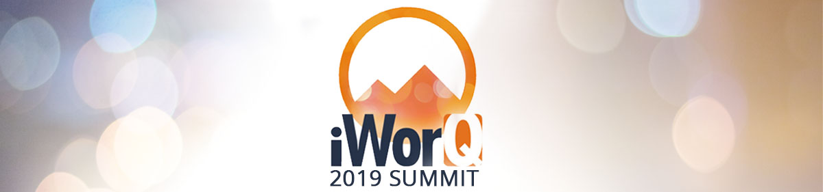 Banner for iWorQ 2019 Summit User Conference