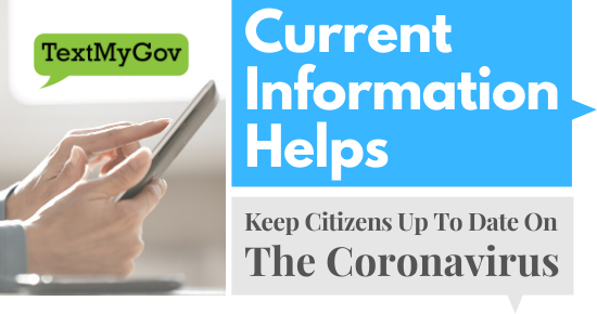 Keep Citizens Up To Date On The Coronavirus