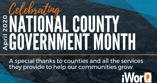 National County Government Month 2020