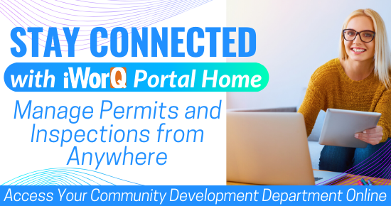 Stay Connected with iWorQ Portal Home