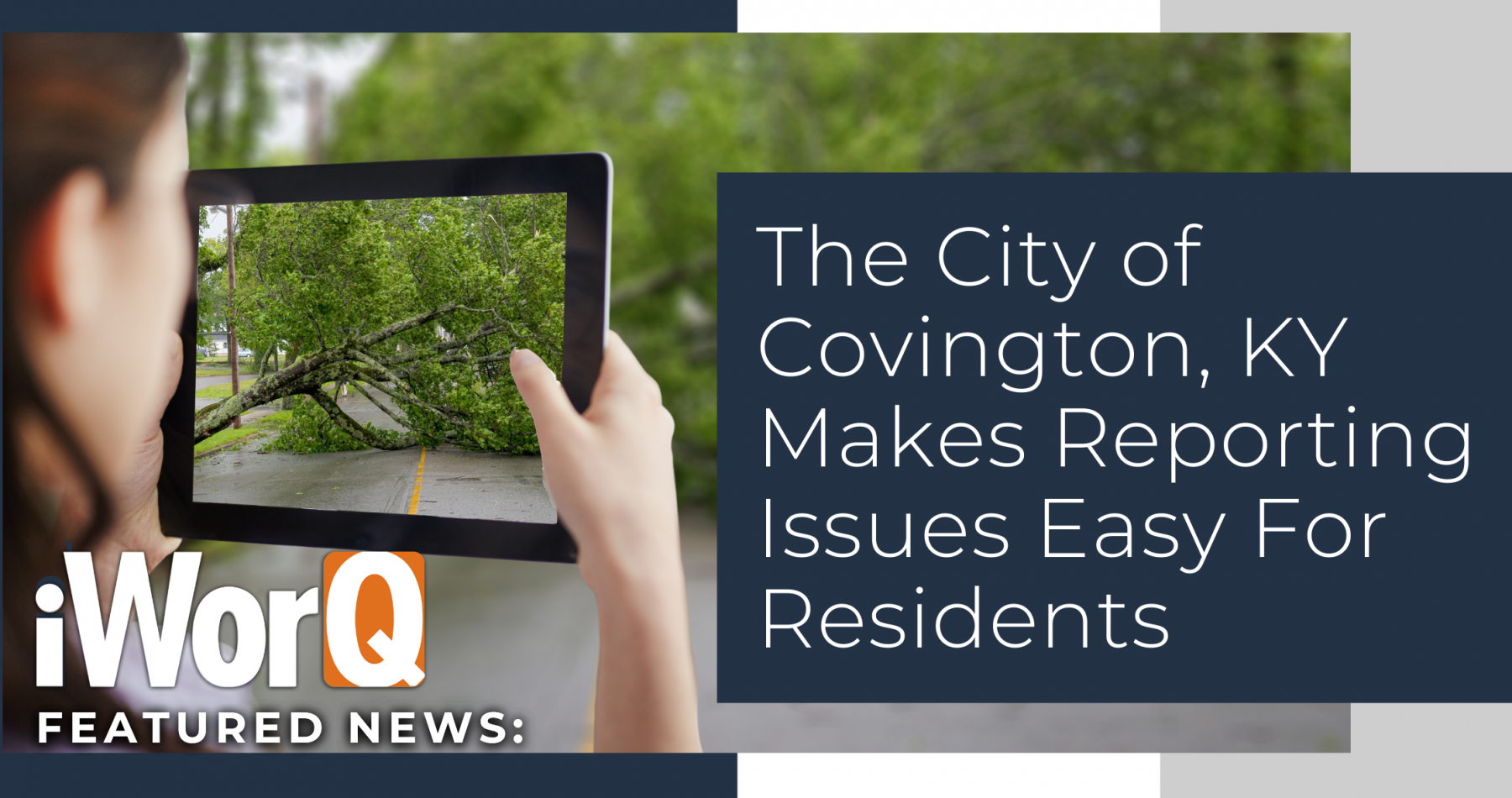 Covington, KY Reporting Issues