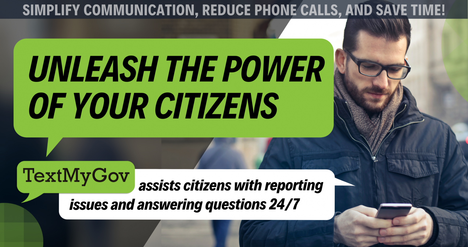 City Citizen Remote Communication