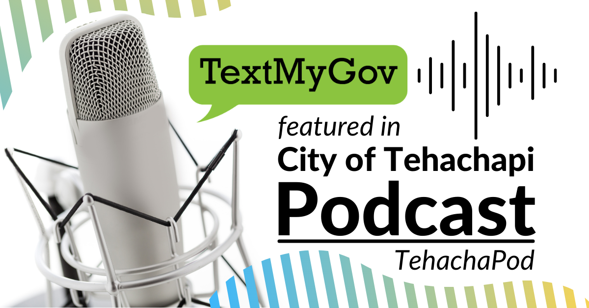 City of Tehachapi Podcast