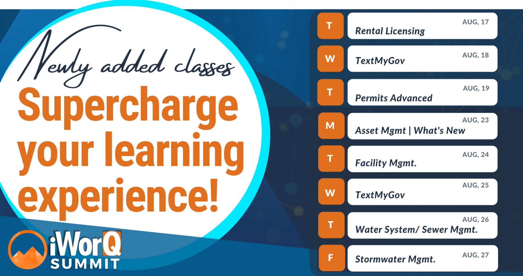 Newly added bonus classes to supercharge your learning experiance
