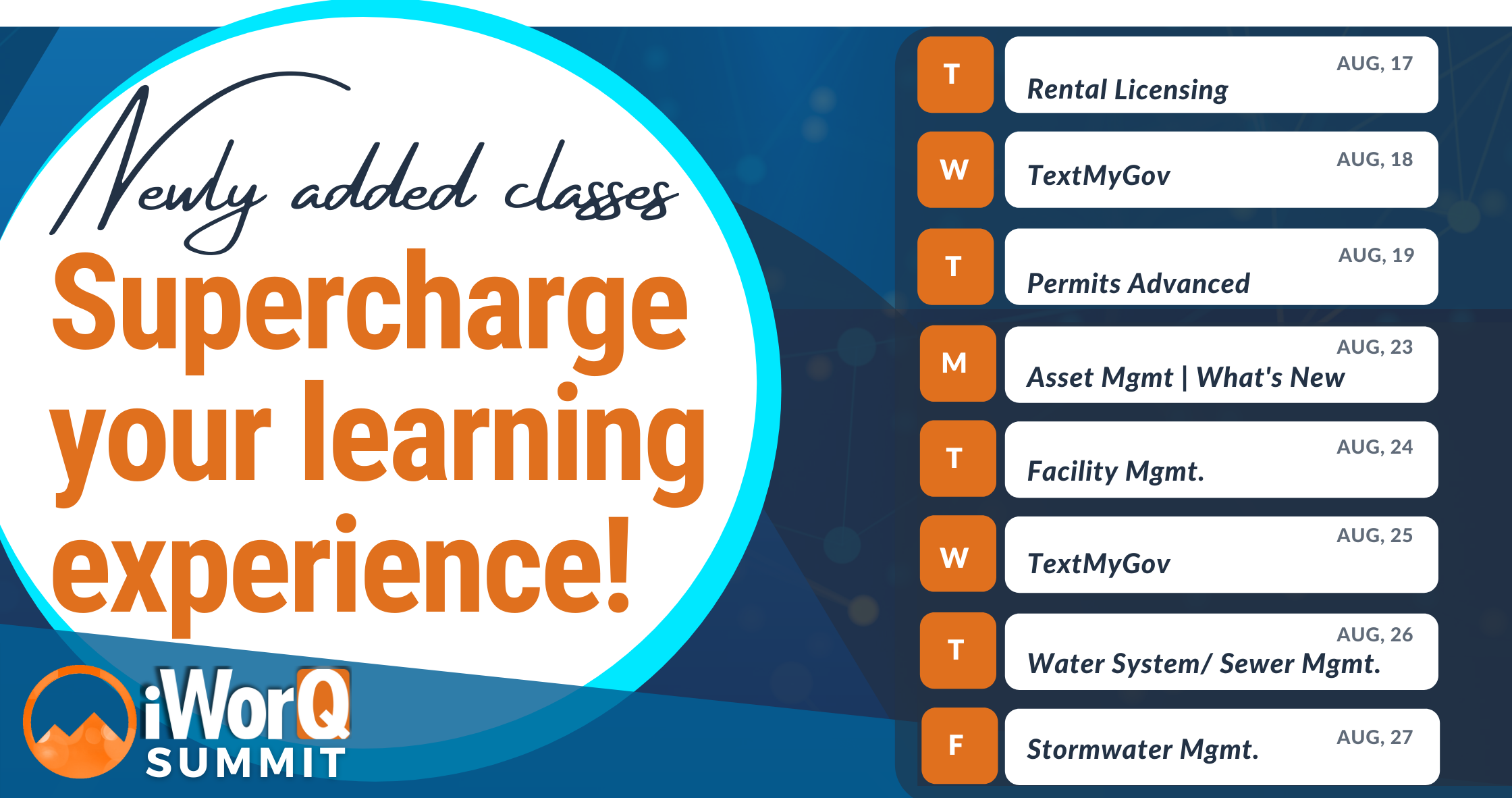 summit classes added